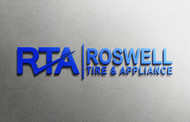 Roswell Tire & Appliance Logo - Entry #148