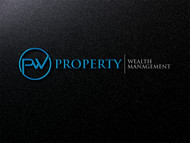Property Wealth Management Logo - Entry #146