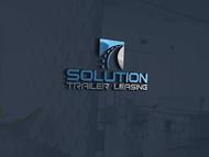 Solution Trailer Leasing Logo - Entry #328