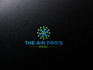 The Air Pro's  Logo - Entry #6