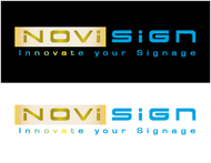 NoviSign Logo - Entry #39