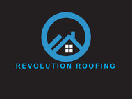 Revolution Roofing Logo - Entry #321