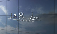 Lali & Loe Clothing Logo - Entry #32