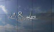 Lali & Loe Clothing Logo - Entry #32