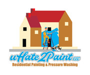 uHate2Paint LLC Logo - Entry #52