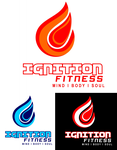 Ignition Fitness Logo - Entry #148