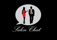 """""""Salon Chat"""" Logo - Entry #10"""