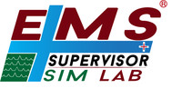EMS Supervisor Sim Lab Logo - Entry #26