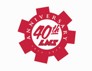 40th  1973  2013  OR  Since 1973  40th   OR  40th anniversary  OR  Est. 1973 Logo - Entry #95
