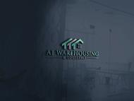 A1 Warehousing & Logistics Logo - Entry #48