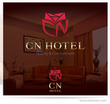 CN Hotels Logo - Entry #54