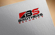 Brothers Security Logo - Entry #71