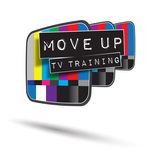 Move Up TV Training  Logo - Entry #28