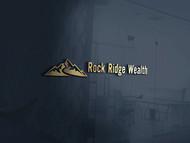 Rock Ridge Wealth Logo - Entry #192