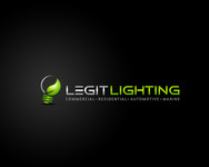 Legit LED or Legit Lighting Logo - Entry #211