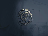 Liquid therapy charters Logo - Entry #73