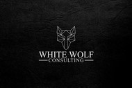 White Wolf Consulting (optional LLC) Logo - Entry #481
