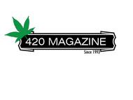 420 Magazine Logo Contest - Entry #41