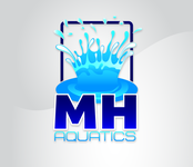 MH Aquatics Logo - Entry #1