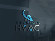 The Air Pro's  Logo - Entry #81
