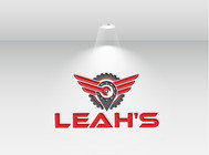 Leah's auto & nail lounge Logo - Entry #51