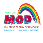 santa cruz children's museum of discovery  MOD Logo - Entry #27