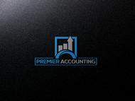 Premier Accounting Logo - Entry #453