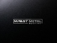 Mast Metal Roofing Logo - Entry #94