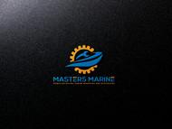 Masters Marine Logo - Entry #267