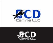 OCD Canine LLC Logo - Entry #164