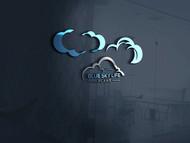 Blue Sky Life Plans Logo - Entry #385