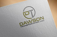 Dawson Transportation LLC. Logo - Entry #236