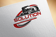 Solution Trailer Leasing Logo - Entry #276