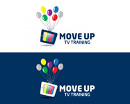 Move Up TV Training  Logo - Entry #95