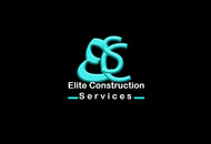 Elite Construction Services or ECS Logo - Entry #231