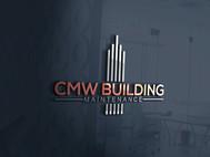 CMW Building Maintenance Logo - Entry #28