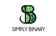 Simply Binary Logo - Entry #83
