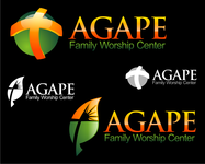 Agape Logo - Entry #72