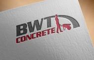 BWT Concrete Logo - Entry #476