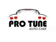 Pro-Tune Auto Care Logo - Entry #112