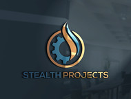 Stealth Projects Logo - Entry #295