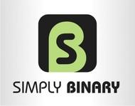Simply Binary Logo - Entry #66