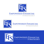 Empowered Financial Strategies Logo - Entry #133