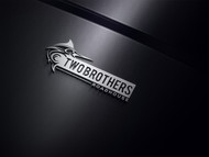 Two Brothers Roadhouse Logo - Entry #54