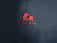 Valiant Retire Inc. Logo - Entry #53