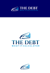 The Debt What If Calculator Logo - Entry #38