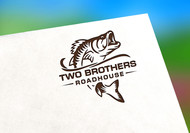 Two Brothers Roadhouse Logo - Entry #3