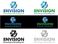 Envision Accounting & Consulting, LLC Logo - Entry #87
