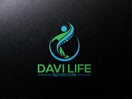 Davi Life Nutrition Logo - Entry #797