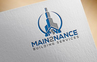 MAIN2NANCE BUILDING SERVICES Logo - Entry #122